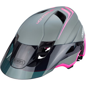 ABUS Montrailer Casco MTB, fuchsia pink